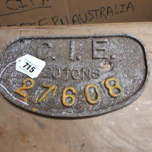 Lot  715