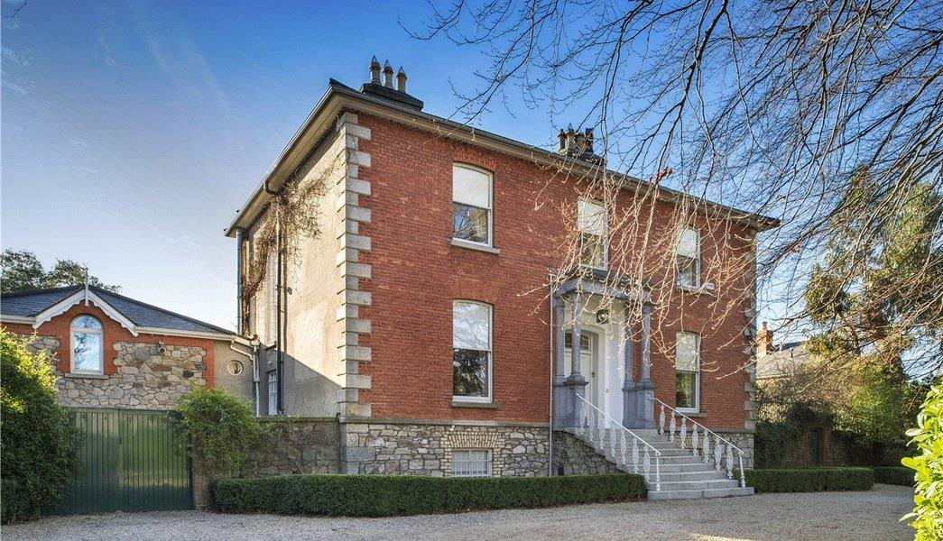 High cross 40 temple road Dublin 6 House contents auction