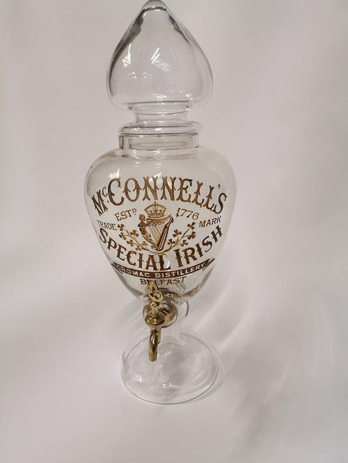 McConnell's_Irish_Whiskey_advertising_dispenser