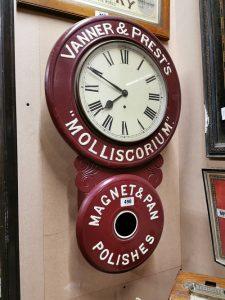 Vanner_Prest's_advertising_clock