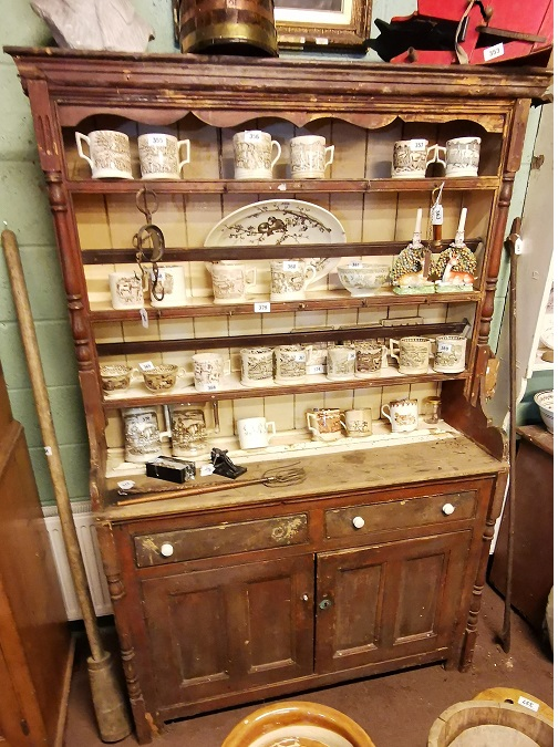 County Clare Pine Dresser