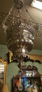 Sanctuary lamp