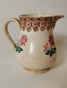 Spongeware jug