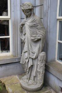 Statue of Herod's daughter