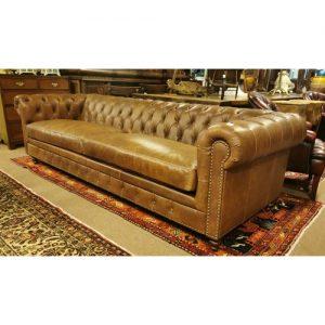 Interior Antique Chesterfield Sofa