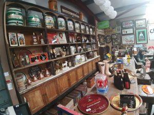 irish pub memorabilia