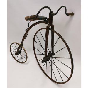 Childs Penny Farthing Bicycle - Victor Mee Auctions