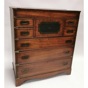 Mahogany Chest of Drawers - Victor Mee Auctions
