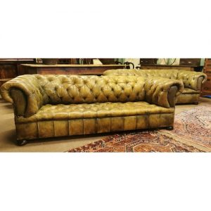 Chesterfield Sofa - Victor Mee Auctions