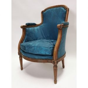 Walnut Chair - Victor Mee Auctions