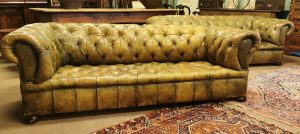 Chesterfield Sofas - Victor Mee Auctions