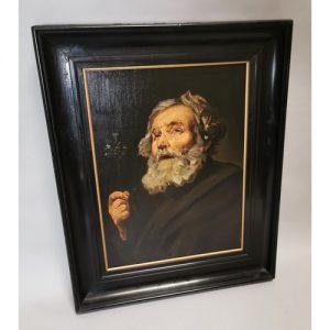 Oil Painting Irish